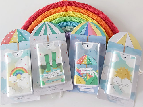 Rainbow Hand Sanitisers