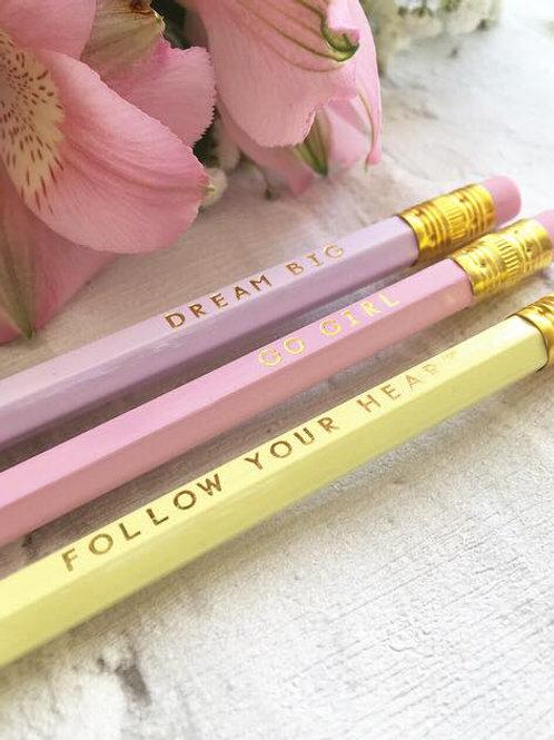 Motivational Pencil
