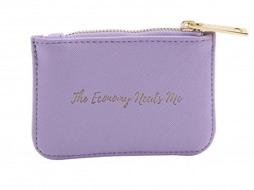 The Economy Needs Me Purse/Wallet