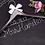Thumbnail: Handmade Wire Bridal Coat Hangers