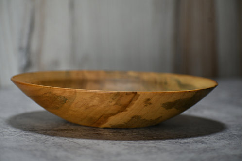 7 1\4'' Ambrosia Maple Bowl