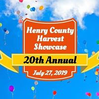 20th Annual Henry County Harvest Showcase and St. Matthews Farmer's Market: Saturday, July 27, 2019