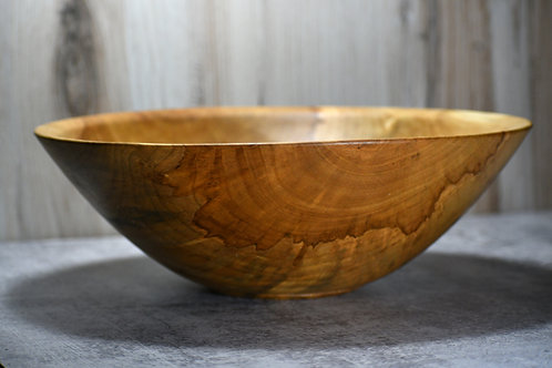 "12 1/2"" Sugar Maple Bowl"