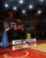 Image of NBB game