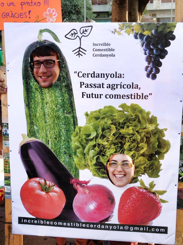 increible comestible cerdanyola