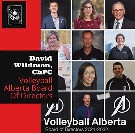 Volleyball Alberta Board of Directors