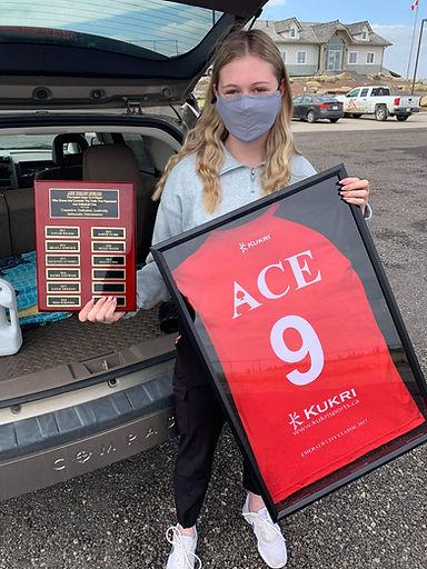Ace Of Heart Award