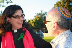 Rev. Sandie Richards