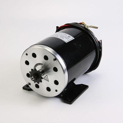 36V 1000W Brushed Permanent Magnet Electric Motor