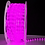 Thumbnail: 70-75 meter Flexible waterproof Pink LED Rope Light with Adapter