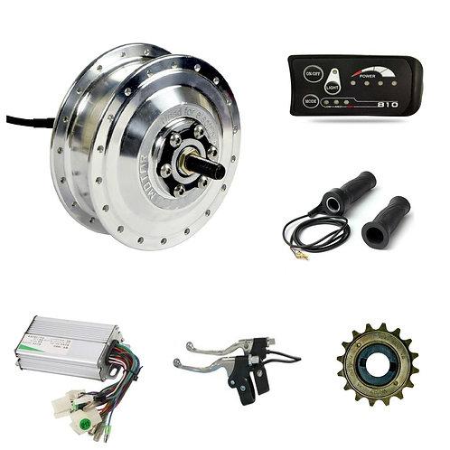 350W 24V Electric Bike Bicycle Rear wheel Hub motor DIY Conversion Kit
