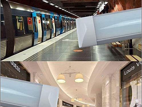 20 Watt White 2 foot Tube Light For Home Decoration