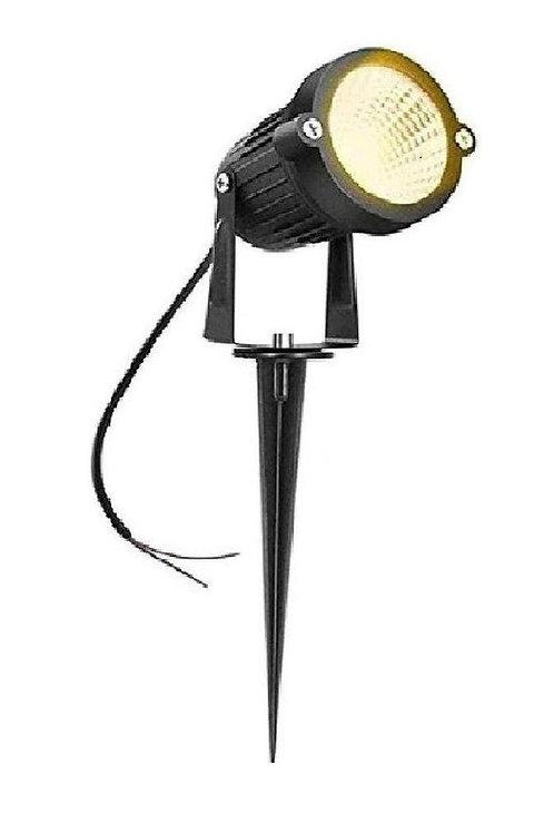 5 Watt LED Spike Garden Light for Outdoor Purposes ( warm white)