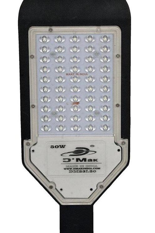 Die Cast Aluminium 50 Watt Waterproof LED Lens Street Light with Lens