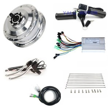 1 x 36 volts 250 watts hub motor 1 x 36 volts 250 watts motor controller