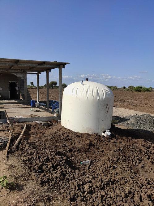 2 CUM - Biogas Ballon