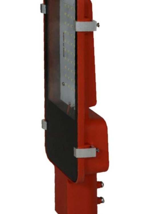 30 Watt Waterproof Red body Led Street Light for Outdoor Purposes (White)