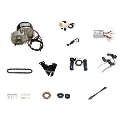MY1016Z3 24V 350W Geared DC Motor MY1016Z3 24V 350W