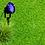 Thumbnail: 3 Watt LED Spike Garden Light for Outdoor Purposes (Blue)