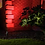 Thumbnail: 5 Watt LED Spike Garden Light for Outdoor Purposes (Red)