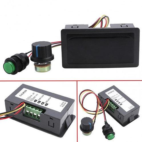 6V 12V 24V 8A PWM DC Motor Speed Controller CCM5D Digital Display LED Motor