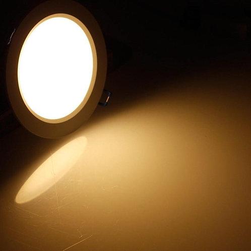 8 Watt Round Warm White (Yellow) Led Conceal Light for POP/ Recessed Lighti