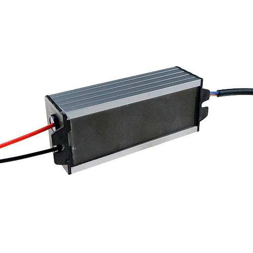 30W 900mA Power Supply IP65 Led Driver 85-380V AC (Grey)