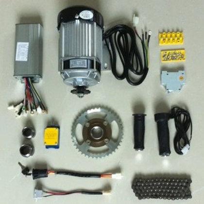 DC 48V 750W Brushless Motor DIY Electric Bicycle Kit