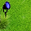 Thumbnail: 5 Watt LED Spike Garden Light for Outdoor Purposes (Blue)
