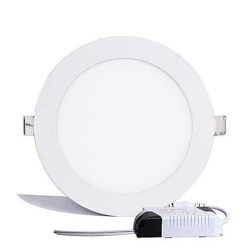12 Watt Round White Led Conceal Light for POP/ Recessed Lighting