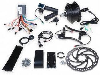 E-Bike 36V 250W 400RPM HUb motor with PEDAL ASSIST COMPATIBLE CONTROLLER FULL ki