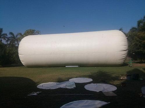 5 CUM - Biogas storage balloon