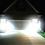 Thumbnail: 150 Watt Waterproof LED Back Choke Flood Light For Outdoor Purposes(White)