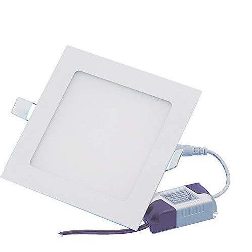 18 Watt Square White Led Conceal Light for POP/ Recessed Lighting