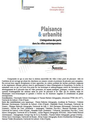 Plaisance et urbanité, l'intégration des ports dans les villes contemporaines