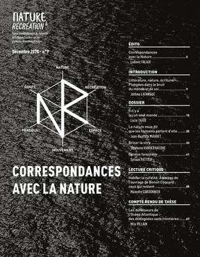 Nature & Récréation : CORRESPONDANCES AVEC LA NATURE