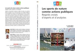 Les sports de nature comme actions publiques (ouvrage publié par Ludovic  Martel et Arnaud Sébileau)