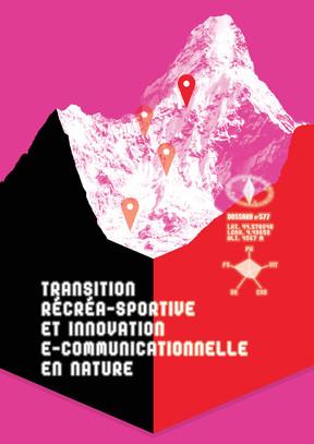 Transition récréative et innovation e-communicationnelle (Programme du Camp d'été du Pradel)