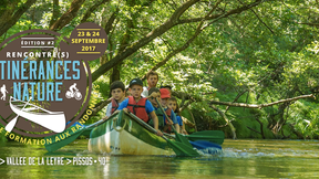 Rencontres Itinérances nature le 23 et 24 septembre 2017