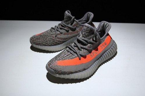 Sample shoes Adidas Yeezy 550 Boost SPLY 350 by yeezynation