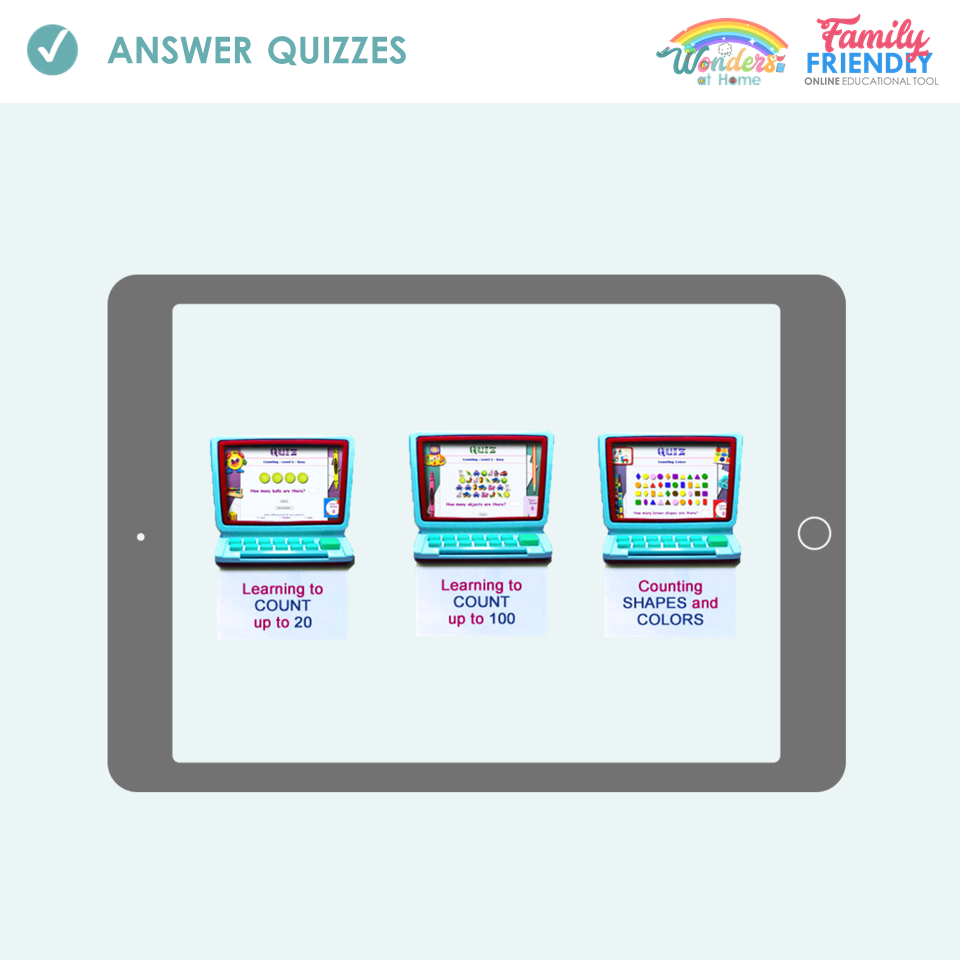ANSWER QUIZZES