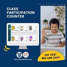 Class Participation Counter