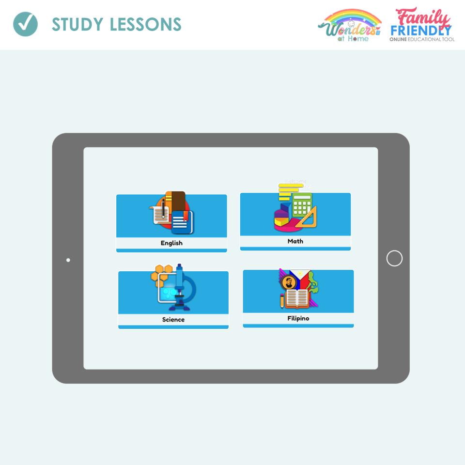 STUDY LESSONS