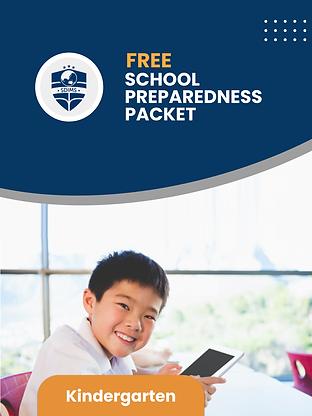 SD IMS_School Preparedness Packet_Kinder