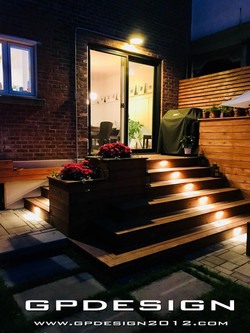 deck&stairs