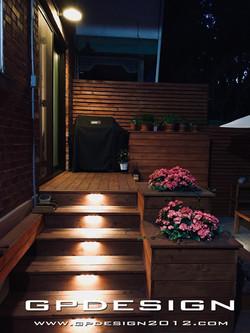 steps lighting