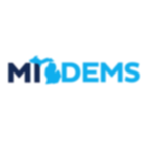 Mi democratic party logo.png