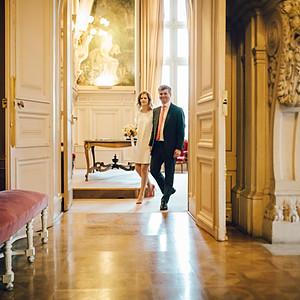 Emilie et Pierr