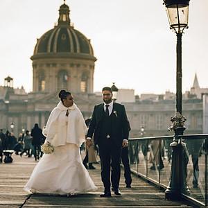 Florence et Mohamed