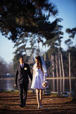 photo mariage spontanée
